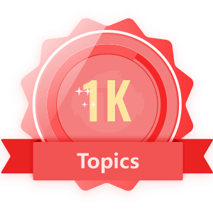 Publish 1K Topics